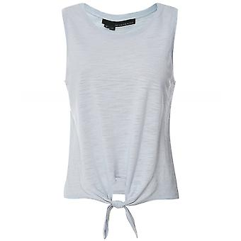 360 Cashmere Arya Tie Front Tank Top