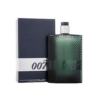 James Bond 007 Eau de Toilette 125ml Spray For Him - NEW. Men's EDT