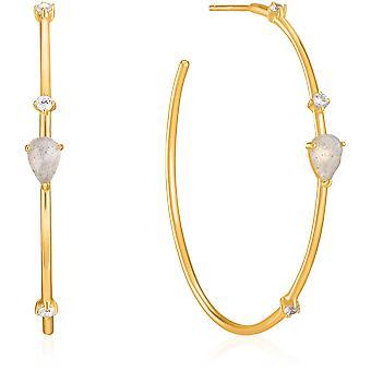 Ania Haie AH E026-01G Midnight Fever Ladies Earrings