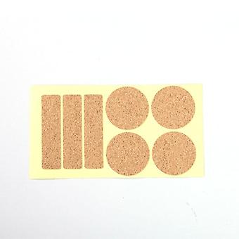 Rectangle Round Sharp Cork Wood Message Board Phellem Cork Wooden Wall Board