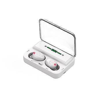 Multifunction Bluetooth Headset Binaural Movement Power Bank