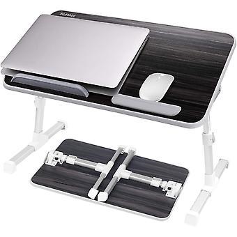 FengChun Betttablett Laptoptisch Einstellbare Notebooktisch Hhenverstellbar Betttisch