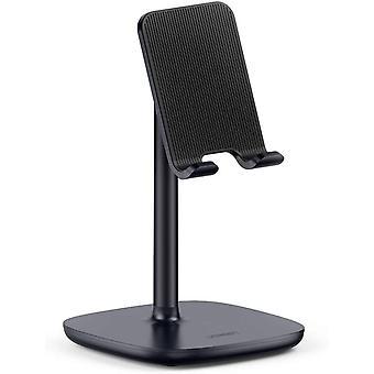 FengChun Handy Ständer Tisch Handy Halter Verstellbar Gewichtet Smartphone Ständer kompatibel mit