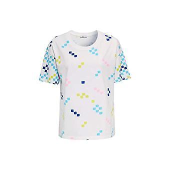 edc by Esprit 040cc1k333 T-Shirt, 100/White, M Woman