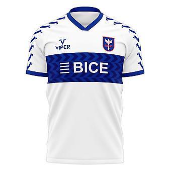 Universidad Catolica 2020-2021 Home Concept Shirt (Viper)