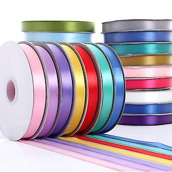 10pcs Satin Ribbon Multicolor 13mm Width