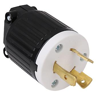 Us Indutry Grade L14-30P Generator Power Connector Plug 30A 125/250V