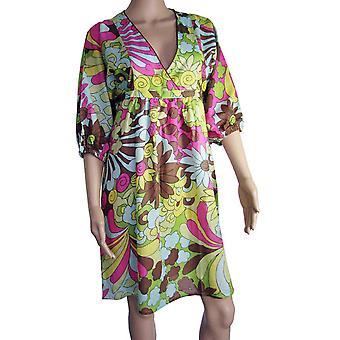 Antik Batik Womens 'Witney' V-Neck V Dress