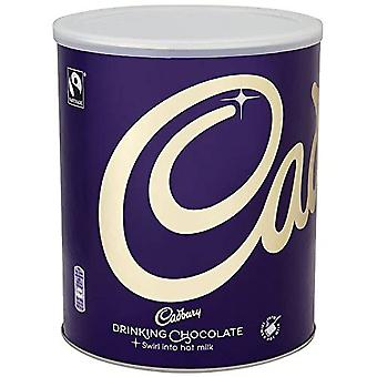 كادبوري الأصلي الشوكولاته الساخنة 2 كجم حوض
