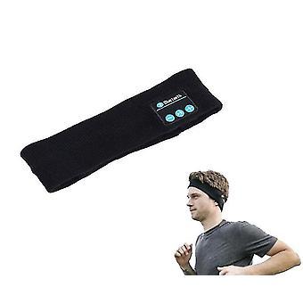 Bluetooth hoofdbanddraadloze slaap hoofdtelefoonmuziek bellen sport hardlopen yoga hoofddoek x6655