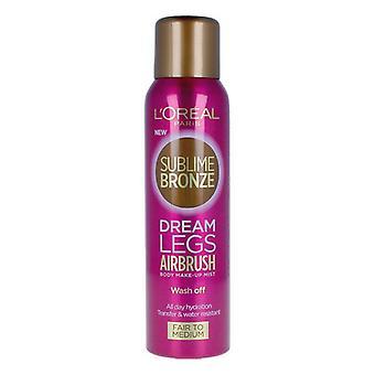 Självgarvningsspray Sublima bronsdrömben L'Oreal Make Up (150 ml)