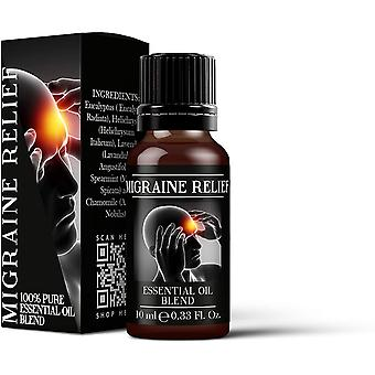 Mystic Moments Migraine Relief Essential Oil Blends 10ml