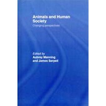 Djur och mänskligt samhälle förändrade perspektiv genom Aubrey Manning & James Serpell