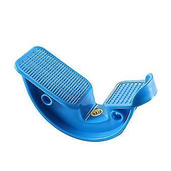 Stretch plate, voetmassage pedaal, ontspannen dunne benen (blauw)
