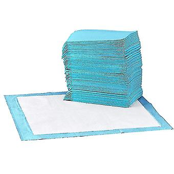 Dog And Puppy Leak-proof 5-layer Potty Training Pads With Quick-dry Surface(L)