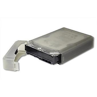3,5 hüvelykes IDE/SATA HDD tárolódoboz (szürke)