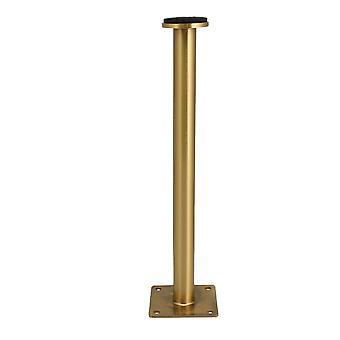 Pöydän jalat 8,3 tuuman korkeus säädettävä metallinen sohvapöydän jalka tv dest sohva pöydälle