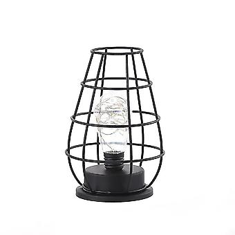 Minimalistische Holle Koperdraad Design- Decoratie lamp