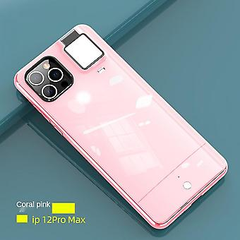 Suitable For Iphone 12/12pro  Ring Flash Mobile Phone Case Beauty Fill Light Protective Cover