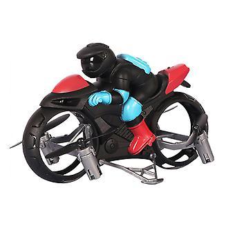 Racing Stunt Kid Toy Race Moto Bike Boy Toys Voitures Moto Moto Télécommande (Rouge)