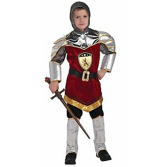 Dragon Slayer Knight Warrior keskiaikainen pukeutua poikien puku