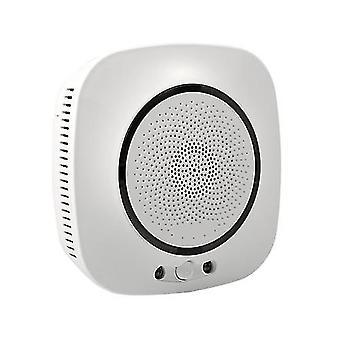 Wireless Carbon Monoxide Detector With Led Indicator And Alarm