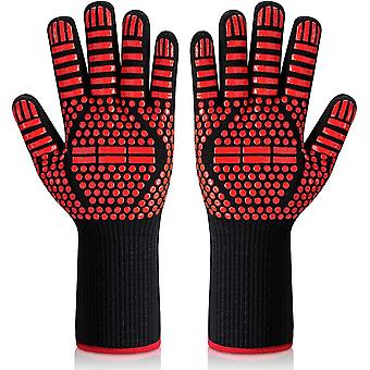 Anti-scald Gloves, Suitable For Camping Barbecue