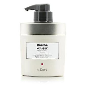 Goldwell Kerasilk Reconstruct Intensive Repair Treatment (for Stressed And Damaged Hair) - 500ml/16.9oz