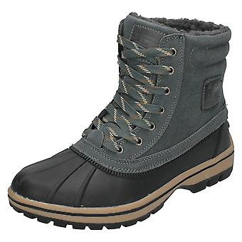 Mens Helly Hansen Stylish Ankle Boots Maximus AP Mid