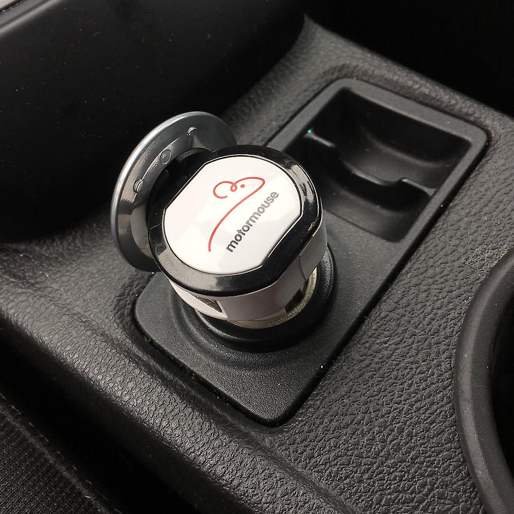 Official Motormouse USB Car Charger