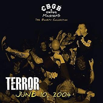 Terror - Cbgb Omfug Masters: Live June 10 2004 the Bowery [Vinyl] USA import