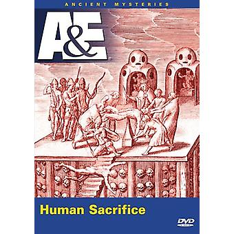 Ancient Mysteries: Human Sacrifice [DVD] USA import