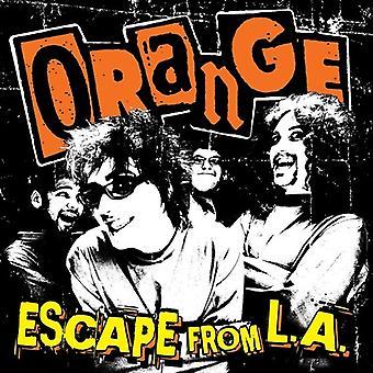 Orange - Escape From L.a. [CD] USA import
