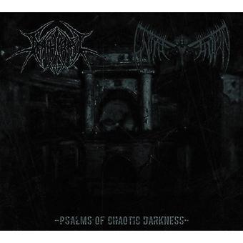 Deathcraft/Unsalvation Split - Deathcraft/Unsalvation Split-Psalms of [CD] USA import