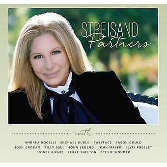 Barbra Streisand - importación de Estados Unidos socios [CD]