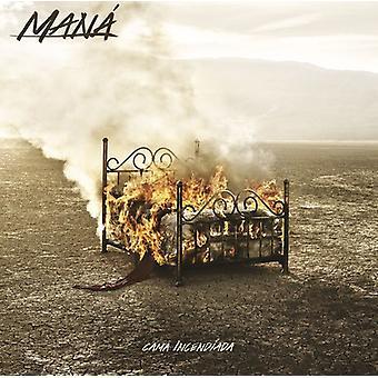 Mana - Cama Incendiada [CD] USA import