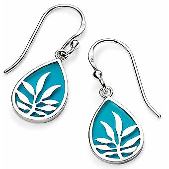 925 Silver Turquoise Earring