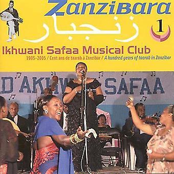Ikhwani Safaa Musical Club - Ikhwani Safaa Musical Club: Vol. 1-Zanzibara: A Hundred Years [CD] USA import