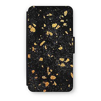 iPod タッチ 6 フリップ ケース - テラゾー N ° 7