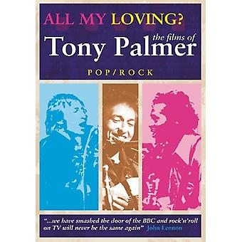 All My Loving-the Films of Tony Palmer [DVD] USA import