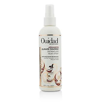Ouidad geavanceerde klimaatbeheersing Ontklitling Heat spray (alle curl types)-250ml/8.5 oz