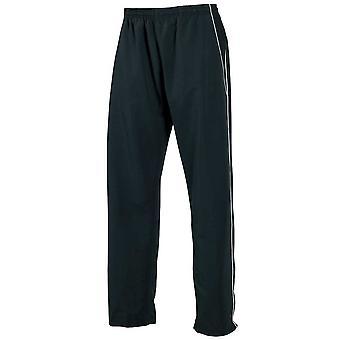Tombo Teamsport Mens Open Hem doublé formation Sports Performance bas pantalons
