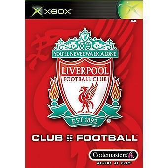 Club Football Liverpool - New