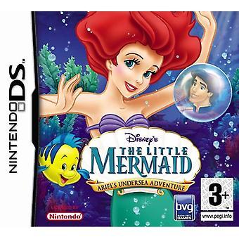 Disneys lille Havfrue Ariels undersøiske eventyr (Nintendo DS)-ny