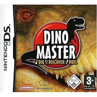 Dino Master (Nintendo DS) - Neu