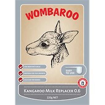 Wombaroo Roo lait 0,6 fait 1,1 kg