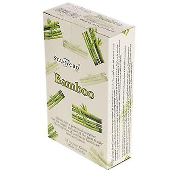 Conos de incienso Stamford - bambú