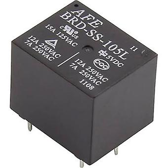AFE BRD-SS-112L PCB relay 12 V DC 15 A 1 change-over 1 pc(s)