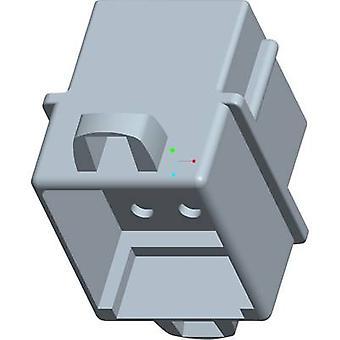 Caja de TE conectividad Pin - cable MATE-N-LOK total de espacio de contacto de pines 9: 5,08 mm 1-480277-0 1 PC