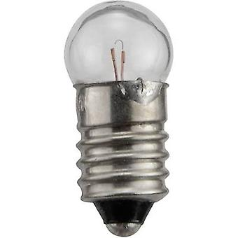 Bicycle light bulb 6 V 1.20 W Clear 00660620 Barthelme 1 pc(s)
